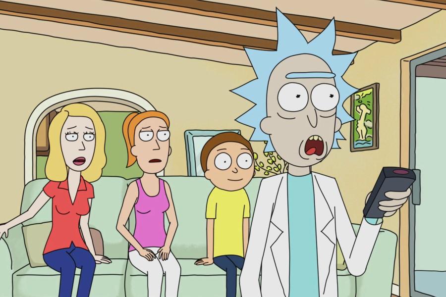 Rick Y Morty Tantea Su Comercial Del Superbowl Para Pringles La Tercera