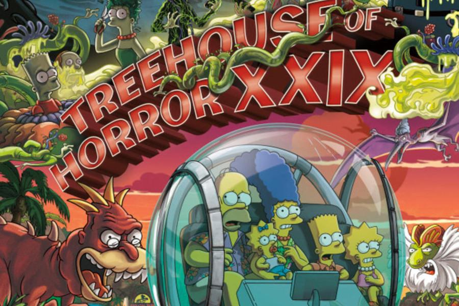 La Casita Del Horror Xxix Llevará A Los Simpson Al Parque Geriátrico La Tercera