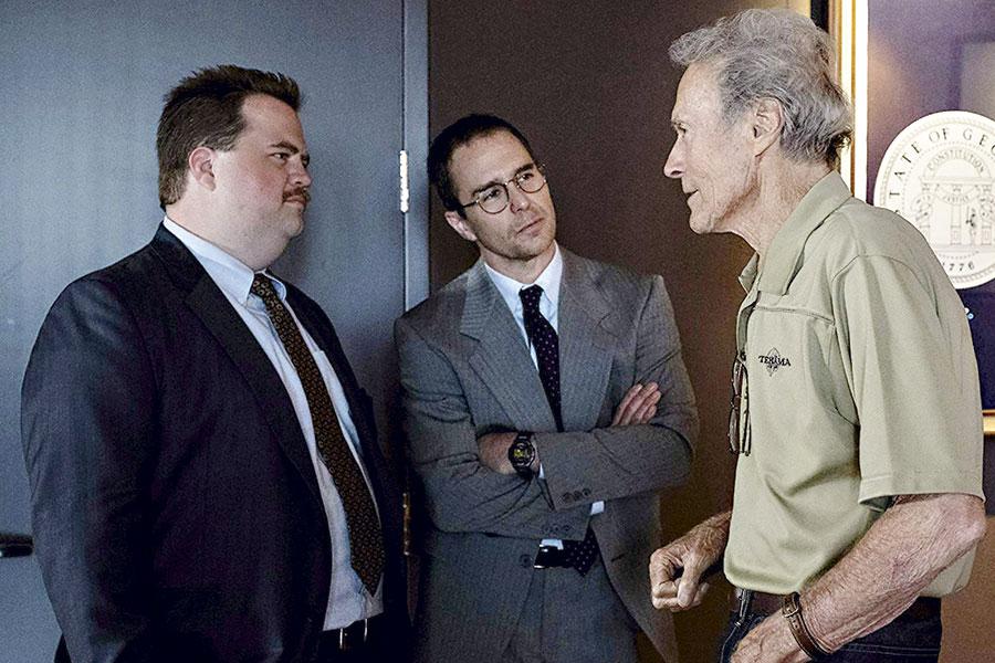 Richard Jewell: el nuevo héroe de Clint Eastwood - La Tercera