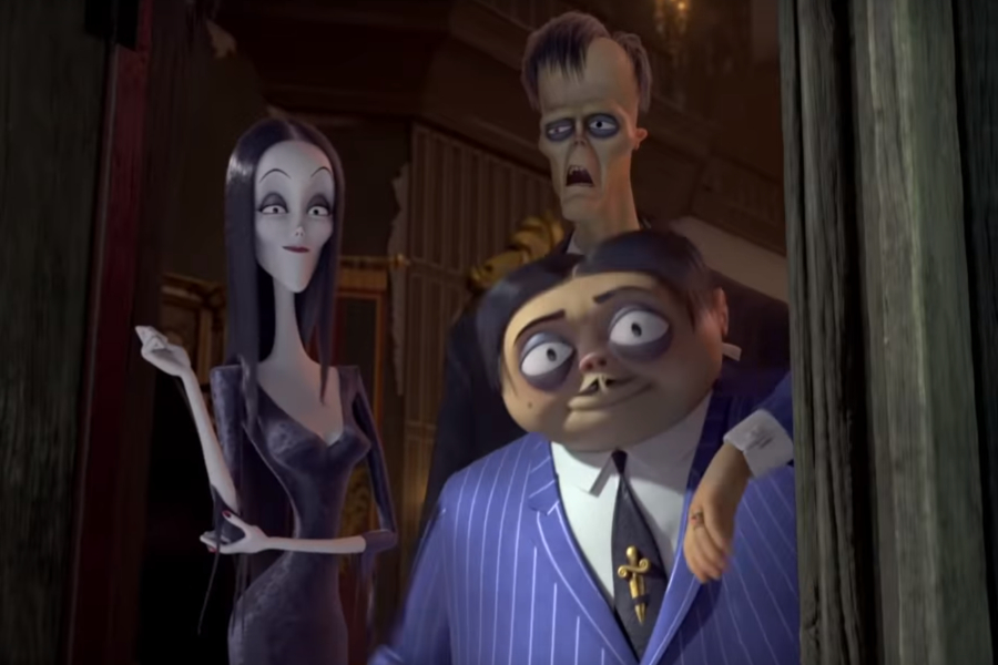 El Tio Cosa Se Presenta En El Nuevo Trailer De Los Locos Addams La Tercera