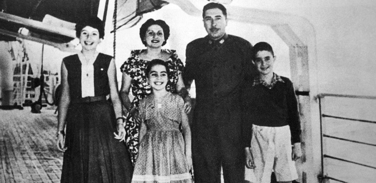 Los Pinochet 45 Anos Despues La Tercera