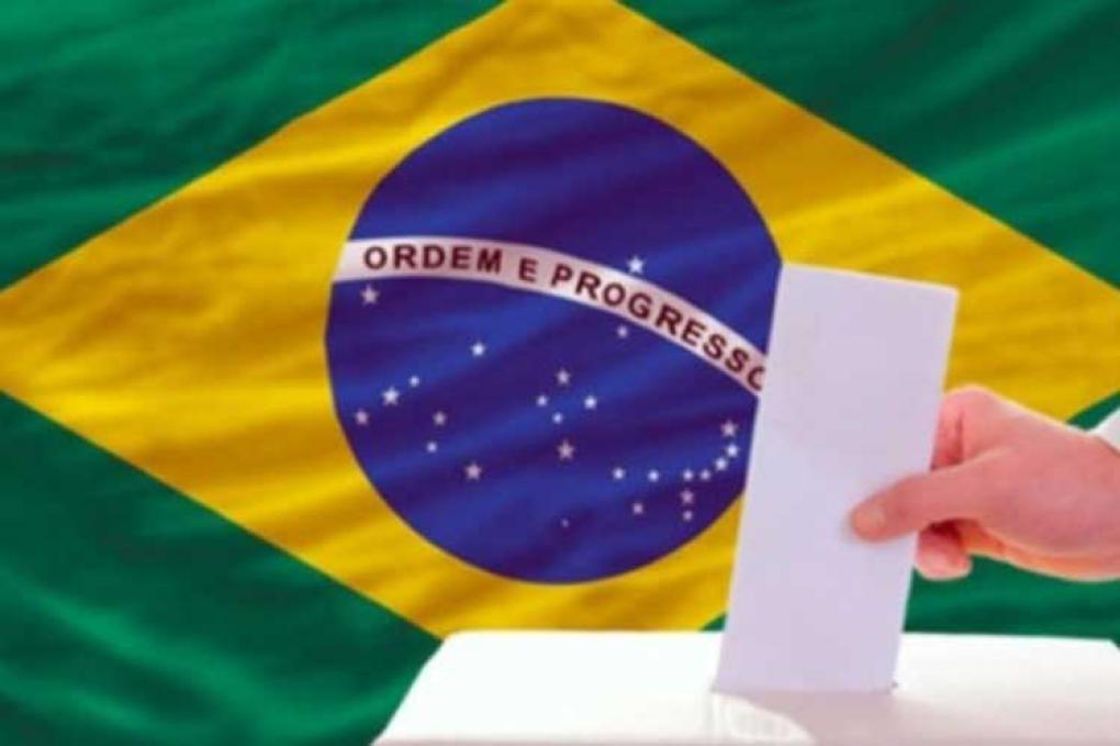Comienzan a cerrar las urnas tras votaciones en Brasil - La Tercera