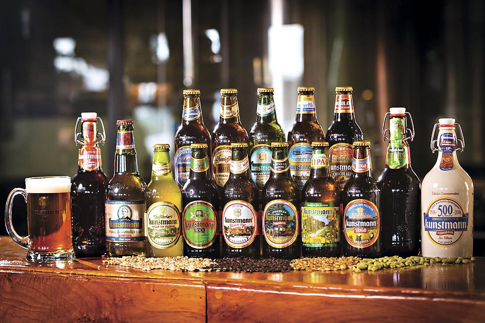 Cervecería Kunstmann presentará en exclusiva su Delirio del Maestro - La  Tercera