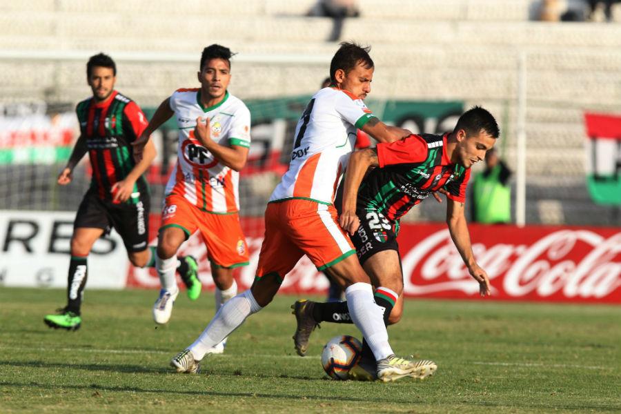 Palestino visita a Cobresal con un invicto de 11 partidos en Primera  División - La Tercera
