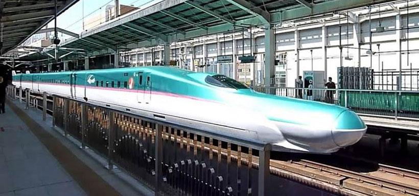 Japón desarrolla un nuevo tren bala capaz de alcanzar los 360 Km/h - La  Tercera
